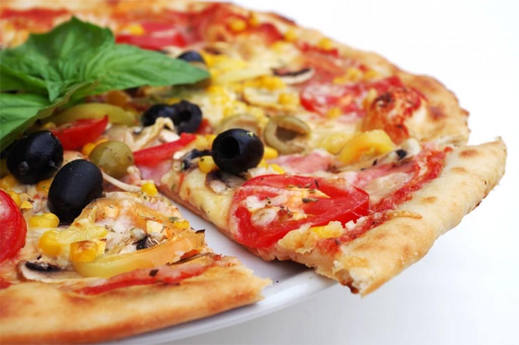 Pizza Hemkört Mexico