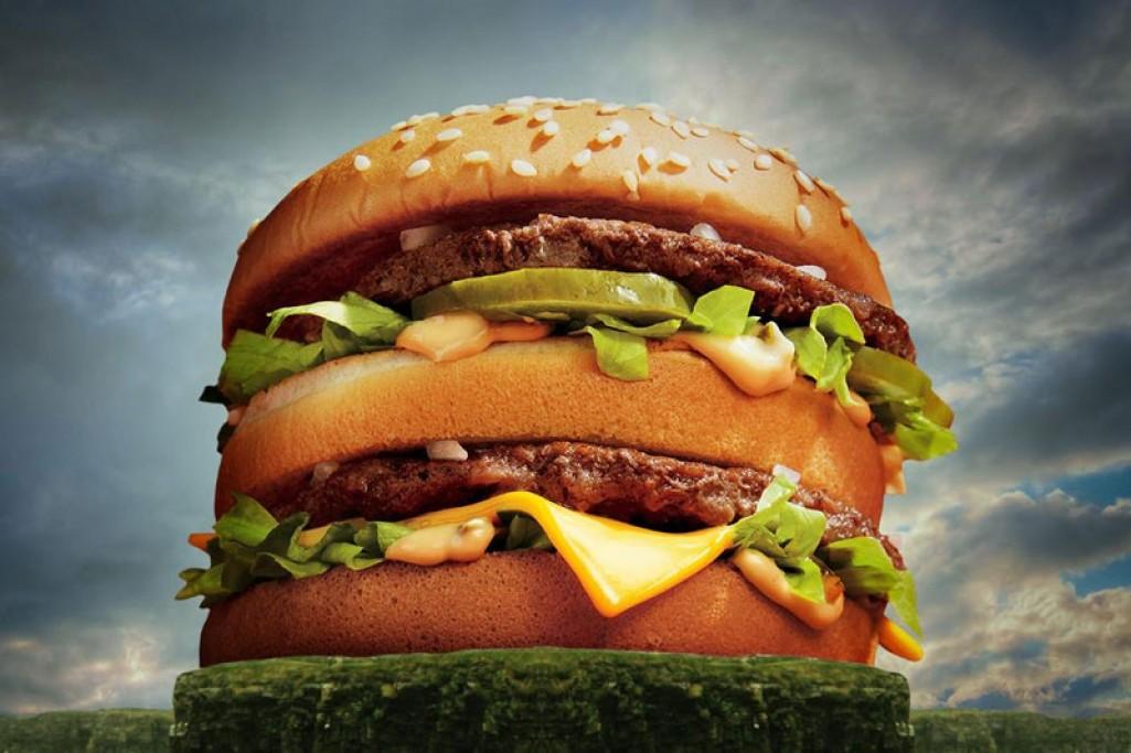 McDonald's Skrapan