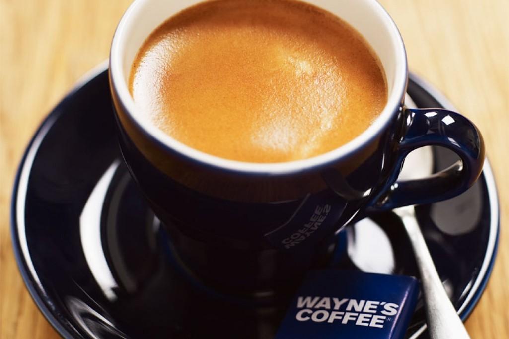 Wayne's Coffee Centralstation